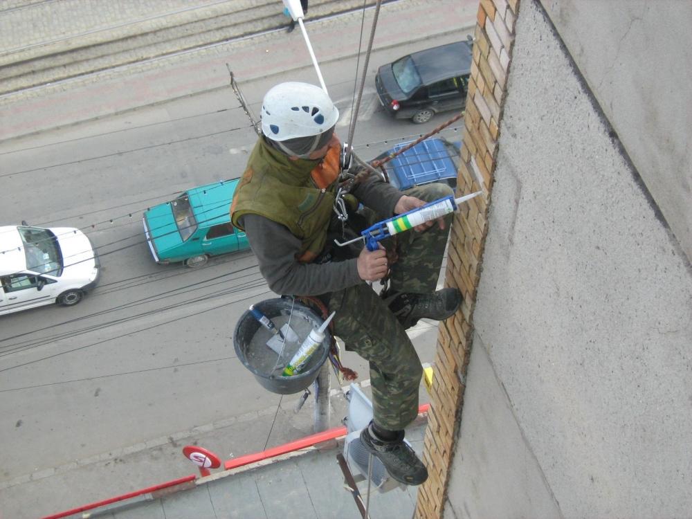 Angajez alpinist utilitar cu experienta
