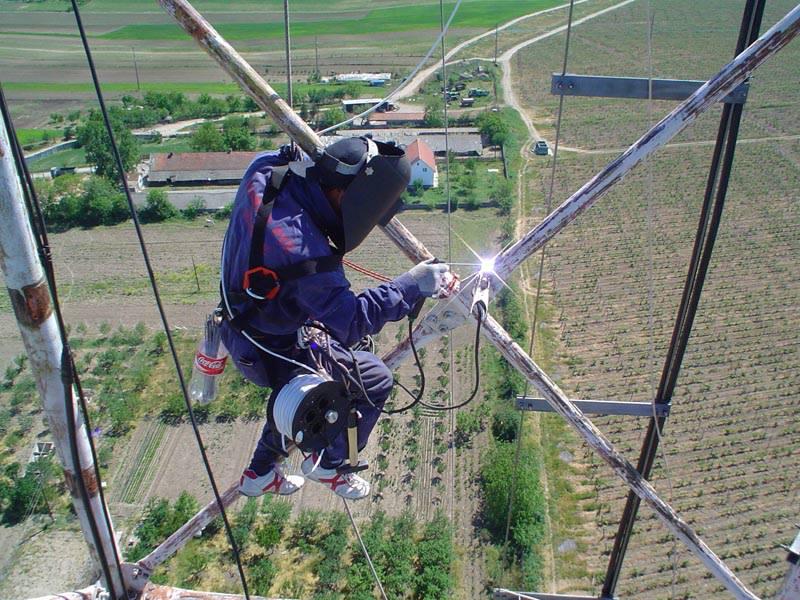 Angajez alpinist utilitar